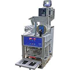 LSM-900XL Tray Sealing Machine
