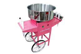 LSBTC-CFNCC-120F Mobile Cotton Candy Maker