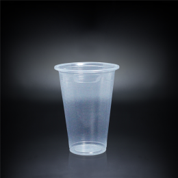 Bubble Tea Clear Plastic Disposable AO Cup 500ml